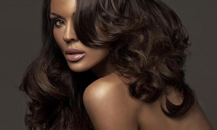 A1 Barber and Beauty Lounge - Greensboro: Haircut, Color, and Style from A1 Barber and Beauty Lounge (55% Off)