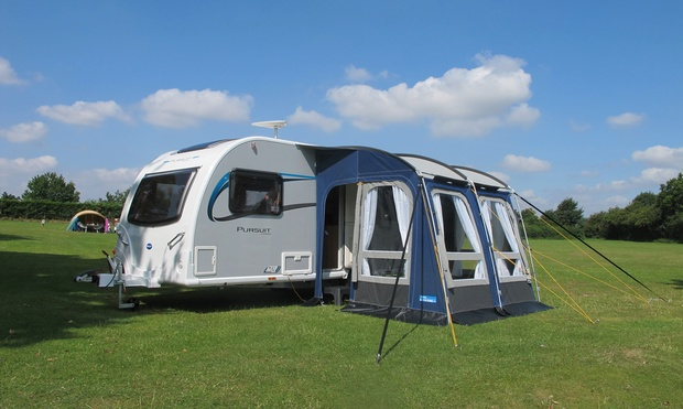 Rally All Season Caravan Awnings