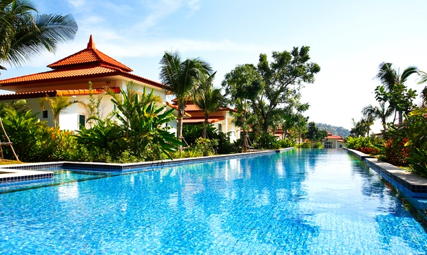 Hillside Pool Villa in Hua Hin 4
