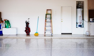Custom Epoxy Coatings: $359 for Epoxy Garage Flooring for Up to 300 Square Feet from Custom Epoxy Coatings ($1,200 Value)