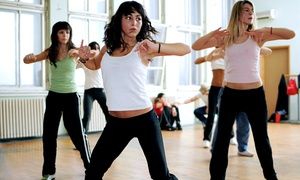 ZCrew Fitness: $22 for Any Combination of 10 Zumba, Pound, or Ripped Fitness Classes at ZCrew Fitness ($55 Value)