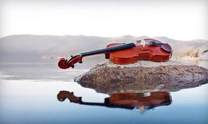 Orchestra, Chamber-Music, or Family Concert for Two at Lake Tahoe SummerFest (Up to Half Off). Nine Shows Available.