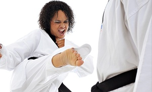 Universal Martial Arts Centers: $45 for $100 Worth of Services at Universal Martial Arts Centers