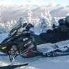 43% Off a Guided Snowmobile Tour