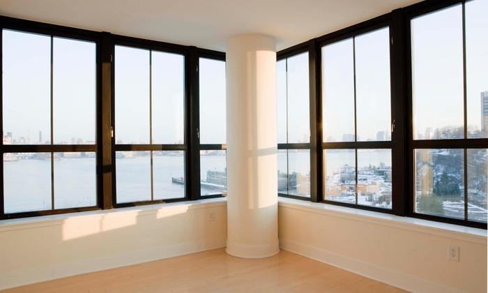 Window Treatment Installation - Oak Park: $94 for Installation of Up to Two Window Treatments from Budget Right Handyman ($188 Value)