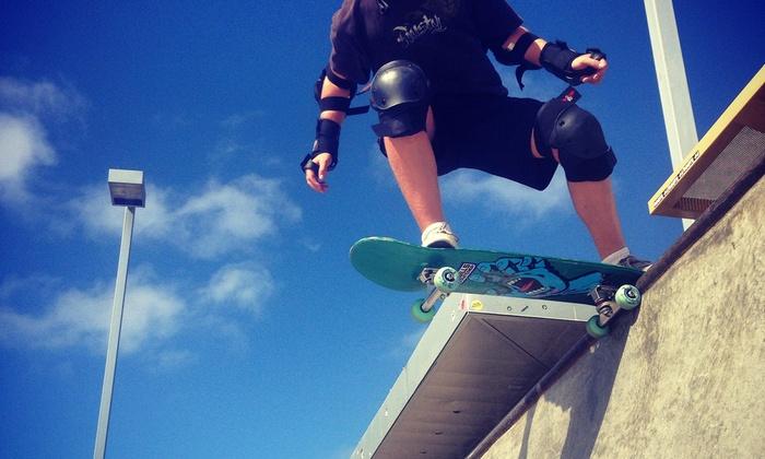 Sd Skatelife - Carmel Valley: $16 for $25 Worth of Skateboarding — SD Skatelife