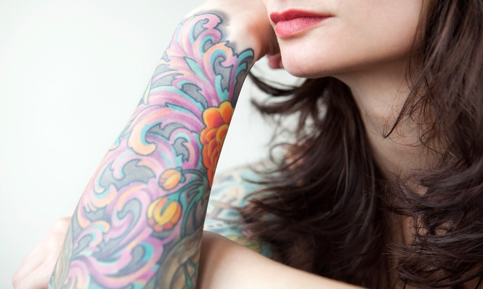 Ryan Wilson at Til Death Tattoo - Downtown: One, Two, or Four Hours of Tattoo Work from Ryan Wilson at 'Til Death Tattoo (Up to 67% Off)