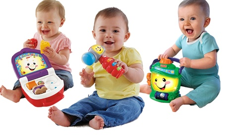 Giochi Ridi & Impara Fisher Price