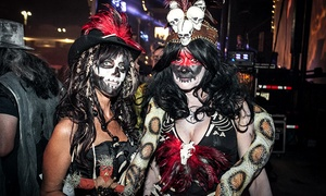 Guavaween 2015: Entry to Guavaween 2015 for Two on Saturday, October 24, at 6 p.m.