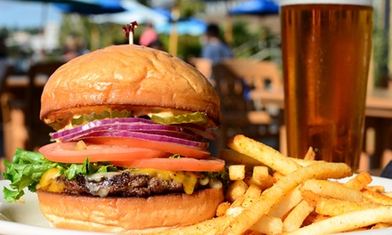 $18for $30Worth of American Cuisine and Drinks at Eastlake Bar & Grill