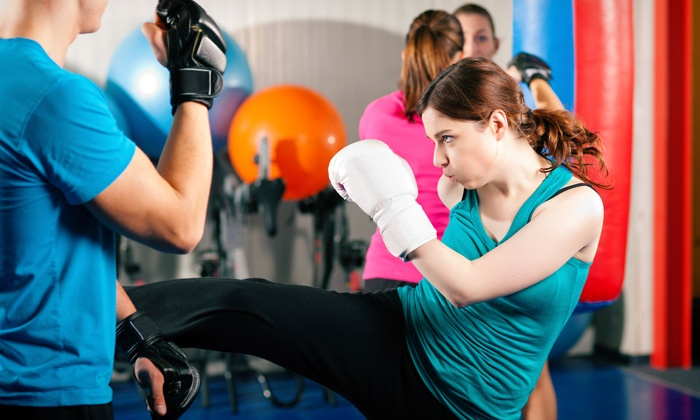 Divas In Defense - Divas In Defense: $250 for Kicks and Cocktails or Kicks and Cupcakes Self-Defense Class at Divas In Defense ($500 Value)