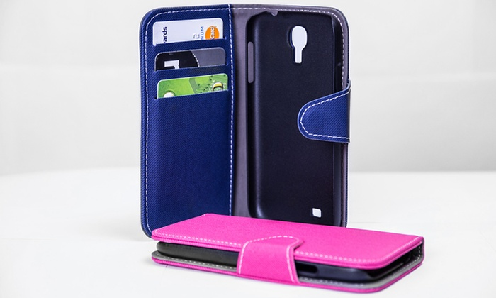 SevMan Samsung Galaxy S4 Case with Credit Card Holder: SevMan Samsung Galaxy S4 Case with Credit Card Holder. Multiple Colors Available. Free Returns.