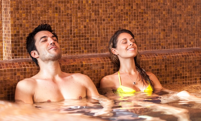 Lucero Ojeda @bella Moda & Spa Sacramento - Arden - Arcade: $25 for $49 Worth of Thermal Baths — Nails
