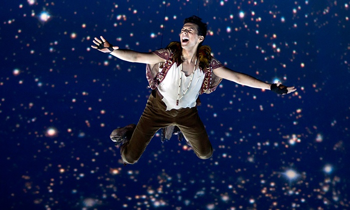 """Peter Pan"" - The Threesixty Theatre: ""Peter Pan"" LIVE (September 8—19)"