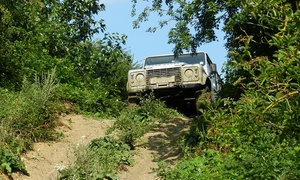 Experience The Country: Off-Road Driving Experience for Two with Experience The Country (53% Off)