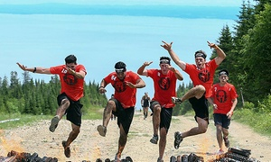 Spartan Races: CC$49 for One 5K Sprint Entry and Spectator Pass to the Manitoba Spartan Race on July 11 (CC$100 Value)