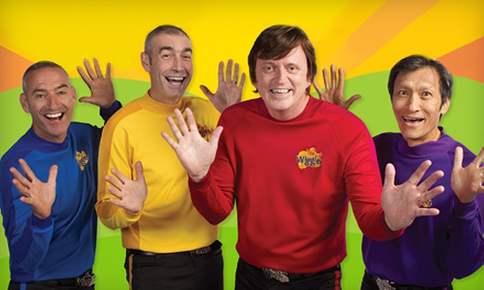 The Wiggles - Auburn Hills: The Wiggles Concert at The Palace of Auburn Hills on Friday, August 10, at 2:30 p.m. or 6:30 p.m. (Up to Half Off)