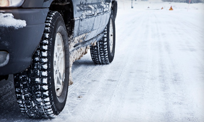 Harris Chrysler Dodge Jeep Ram - Victoria: $79 for a Winter Tire Swap and Storage Package at Harris Chrysler Dodge Jeep Ram ($180 Value)