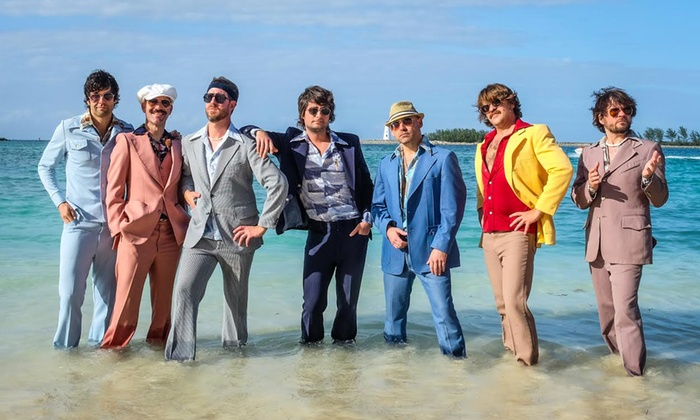 Yacht Rock Revival - Park Tavern: Yacht Rock Revival at Park Tavern on Saturday, August 22 (Up to 53% Off)