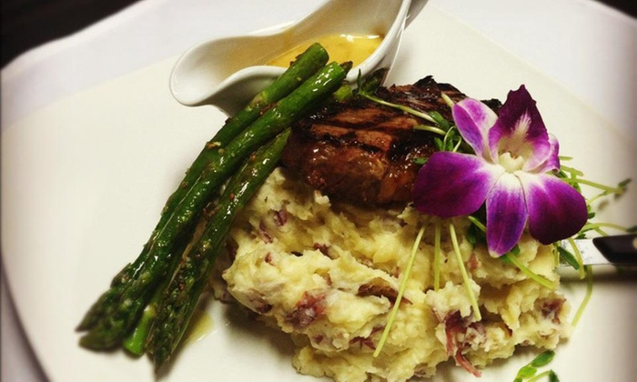 Trio Restaurant - New Bedford: Contemporary Food and Drinks at Trio Restaurant (44% Off). Two Options Available.