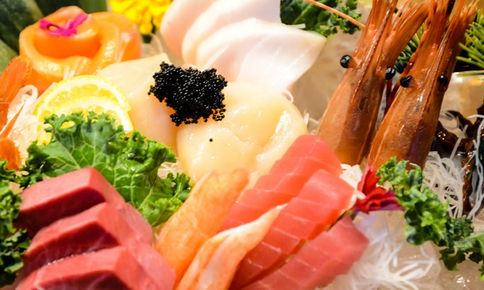 ShiAwase Sushi Chicago - Lakeview: $17 for $30 Worth of Sushi, Robata Grill and Japanese Food at ShiAwase Sushi Chicago