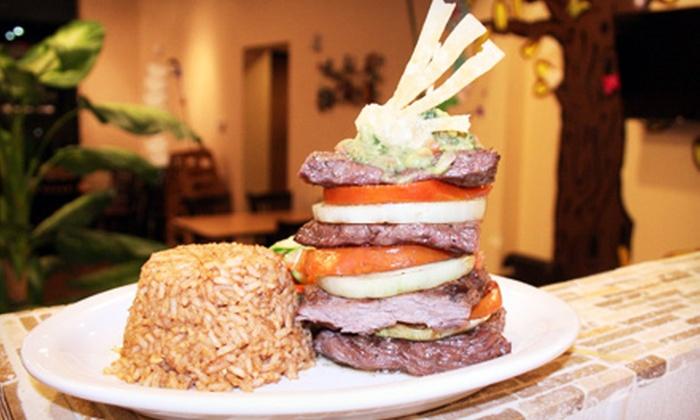 Bon Chef Cafe - MacDonald Ranch: Mediterranean-American Fusion Fare for Two or Four at Bon Chef Cafe (Half Off)
