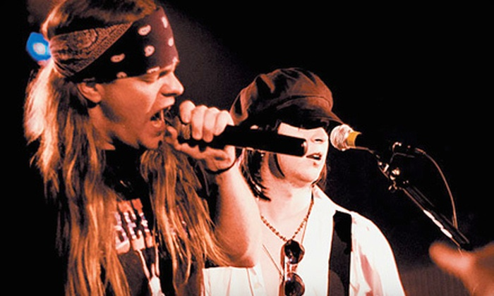 The Kings of Hollywood Tour featuring Appetite for Destruction - House of Blues New Orleans: $19 for Appetite for Destruction: A Tribute to Guns N' Roses for Two at House of Blues New Orleans (Up to $38 Value)