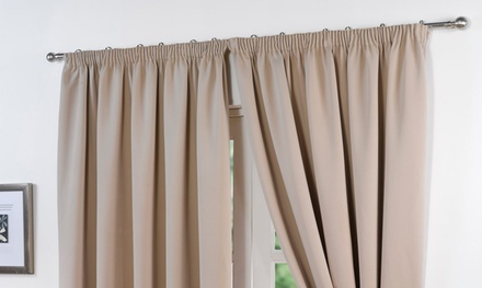 Clearance Blackout Curtains From 10 Up To 67 Off Daily Good Deals Up To 80 Off