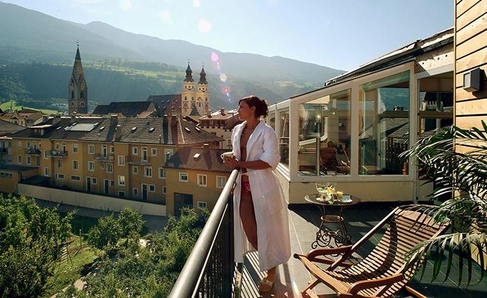 Ste goldene krone vital hotel bressanone bz for Mezza pensione bressanone