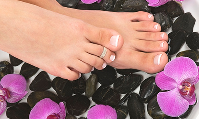 Addlestone Therapy Centre - Addlestone: Manicures and Pedicures from £12 at Addlestone Therapy Centre (Up to 61% Off)