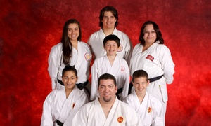 Duarte Shotokan Karate & Martial Arts Academy: Four or Nine Weeks of Martial Arts Classes with Uniform at Academy of Karate (Up to 86% Off)