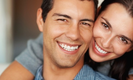 $85 for a One-Hour Teeth-Whitening Treatment at DaVinci Teeth Whitening ($317 Value)