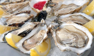 Casablanca on the Bay: $17 for $30 Worth of Fresh Seafood Specialties at Casablanca on the Bay