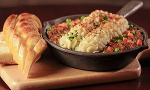 TJ Maloney's: Irish Cuisine at T.J. Maloney's Authentic Irish Pub (Up to 48% Off). Four Options Available.