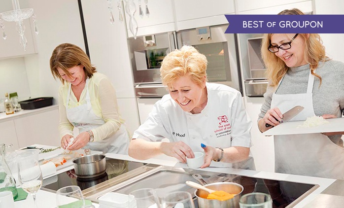 The Smart School of Cookery: Class of Choice from £29 (Up to 71% Off)