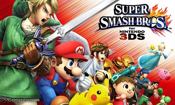 Super Smash Bros  Game Download for Nintendo 3DS