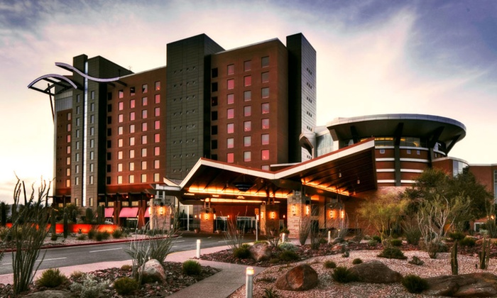 Wild Horse Pass Hotel & Casino - Chandler, AZ: 1-Night Stay for Up to Four with Two Casino Vouchers at Wild Horse Pass Hotel & Casino in Chandler, AZ