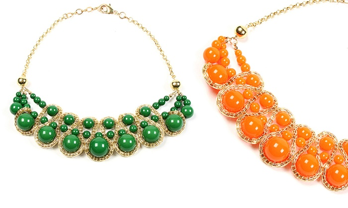 Amrita Singh Broadway Necklace: Amrita Singh Broadway Necklace   Brought to You by ideel