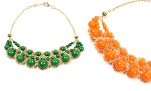 Amrita Singh Broadway Necklace | Brought To You By Ideel