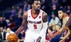 Maine Red Claws - Portland Exposition Building: Maine Red Claws D-League Basketball Game with Food on March 8, 14, or 28 at Portland Expo (Up to 55% Off)