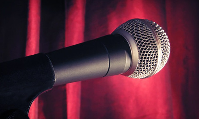 Valley Comedy - Riverlakes: $40 for a Comedy Show Presented by Valley Comedy at RiverLakes Golf Course (Up to $79.95 Value). Six Shows Available.