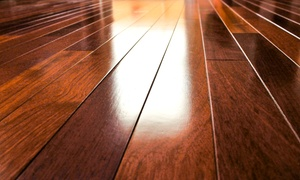 Fabulous Floors: $99 for Hardwood-Floor Resurfacing for Up to 200 Sq. Ft. from Fabulous Floors ($198 Value)