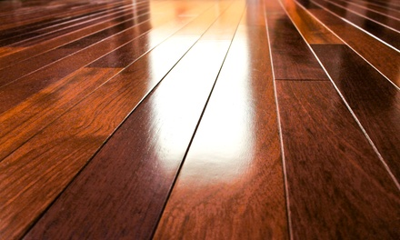 $99 for Hardwood-Floor Resurfacing for Up to 200 Sq. Ft. from Fabulous Floors ($198 Value)