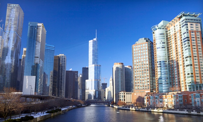 Chicago's Finest River Walk Tour - Chicago: $25 for a Chicago History or Riverwalk Sightseeing Tour from Chicago's Finest River Walk Tour (Up to a $52 Value)