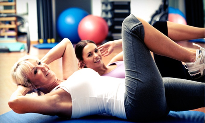 Snap Fitness - Multiple Locations: $34 for Two-Month Membership with Two Personal-Training Sessions at Snap Fitness ($344.80 Value)