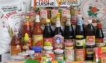 $11 for $20 Worth of Asian Groceries at Hana Asian Market