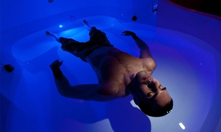 $49 for a 90-Minute Float Therapy Session at Float Wellness ($85 Value)