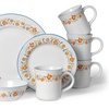 Pfaltzgraff 16-Piece Service for 4 Dinnerware Sets