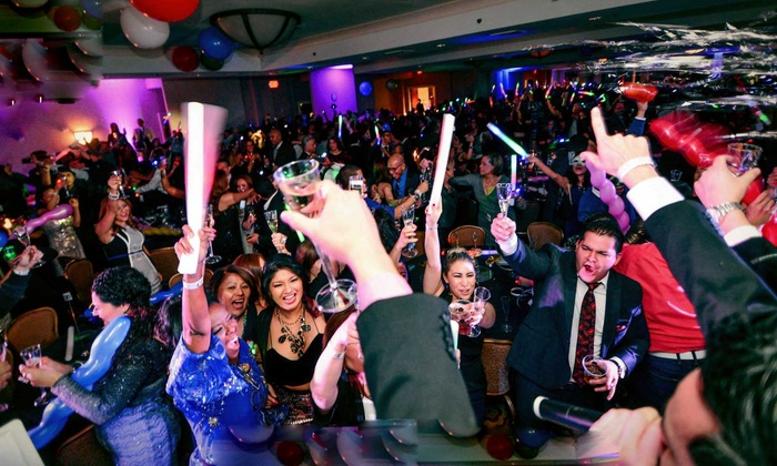 The 4th Annual DC's Ultimate New Year's Eve - Double Tree Hotel: The 4th Annual DC's Ultimate New Year's Eve on December 31 at 8 p.m. or Noon