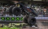 m80promotions - Tucson Rodeo Grounds: $18 for Tournament of Destruction Monster-Truck Event on October 4 or 5 at Tucson Rodeo Grounds (Up to $37 Value)